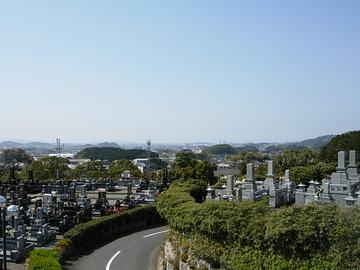 福岡市の見える霊苑