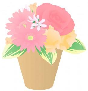 お花ポットプレゼントイベント 開催のお知らせ