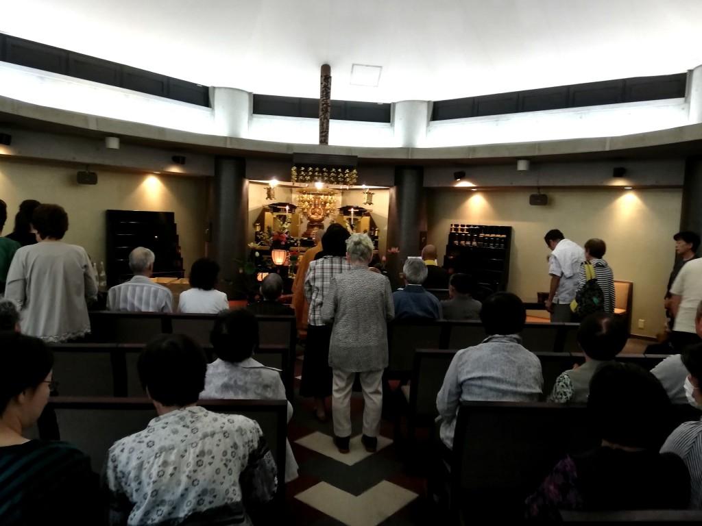 9月24日先祖供養会ご参加ありがとうございました。